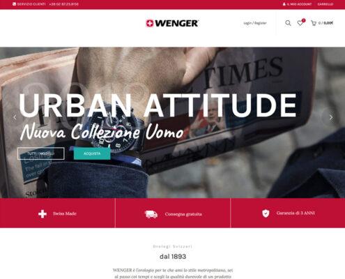 ecommece Wenger Orologi (Victorinox)